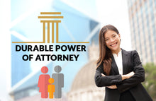 Load image into Gallery viewer, Durable Power of Attorney Kit