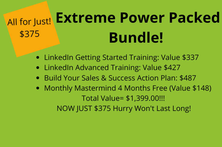Extreme Power Packed Bundle