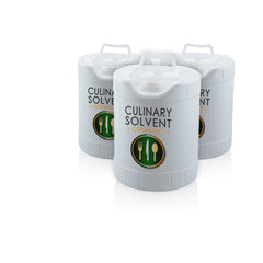 Shop here for 5 gallon jugs - Culinary Solvent