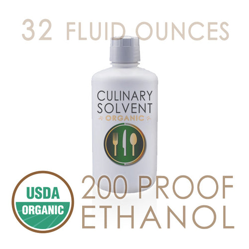 Organic 200 Proof Food Grade Ethanol Quart