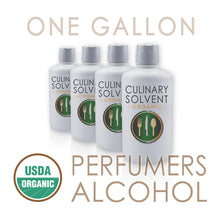 Load image into Gallery viewer, buy 1 gallon perfumers alcohol - Culinary Solvent