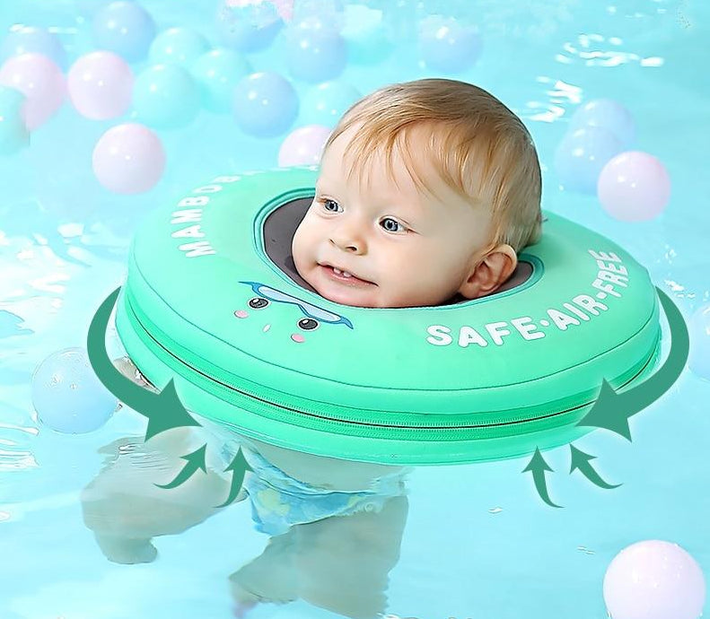 Inflatable Baby Swimming Neck