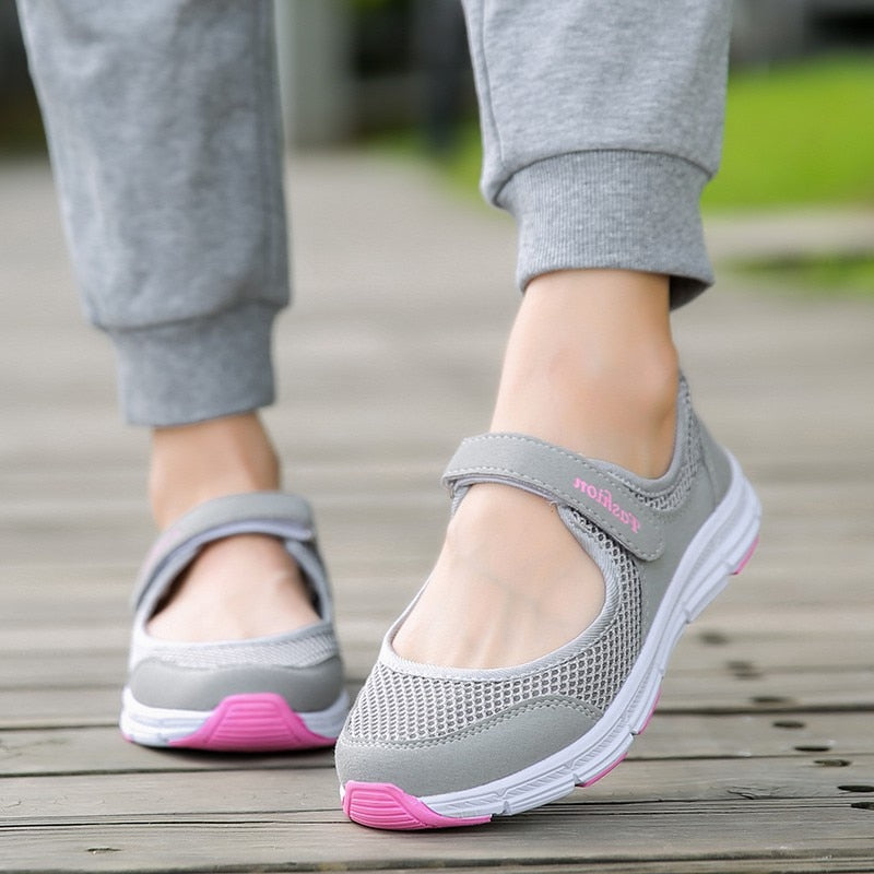 Anti-Slip Walking Shoes