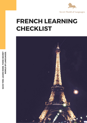 French for Beginners Course - Secret World of Languages