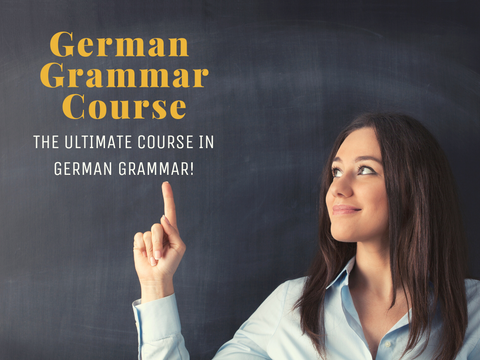 German Grammar Course