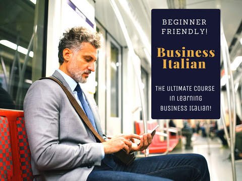 Business Italian Course