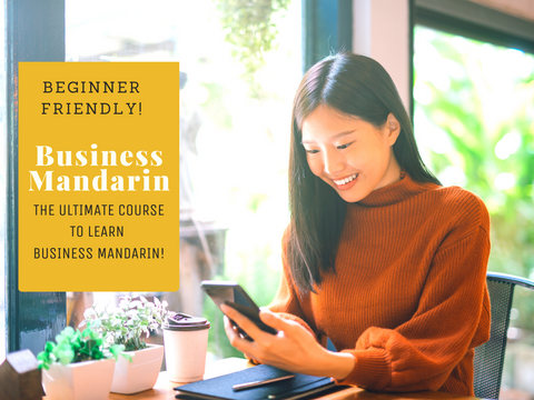 Business Mandarin Course