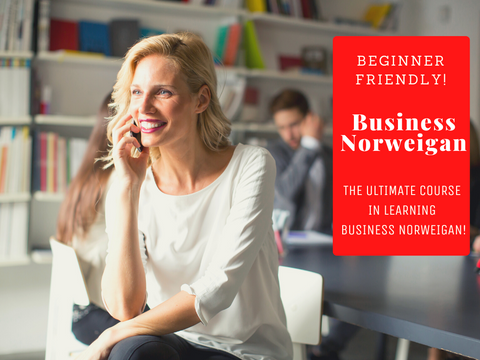 Business Norwegian Course