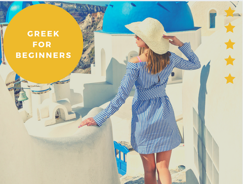 Greek for Beginners - Secret World of Languages