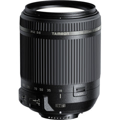 Tamron AF 18-200/3.5-6.3 Di II VC for Canon
