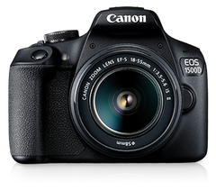 Canon EOS 1500D DSLR  + 18-55mm Lens Kit