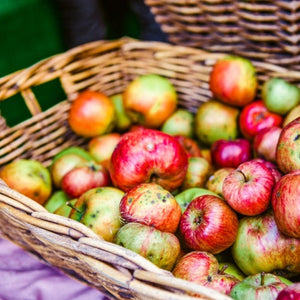 apple cider produce