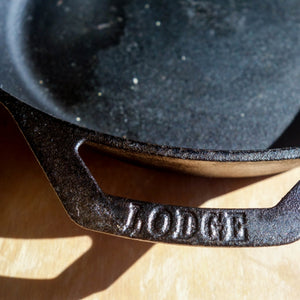 5 Tips for Cast Iron Cooking