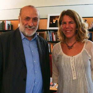 Carlo Petrini and Earlywood Writer Lexi