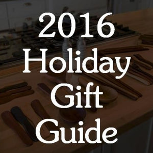 Wooden Utensil Gift Guide