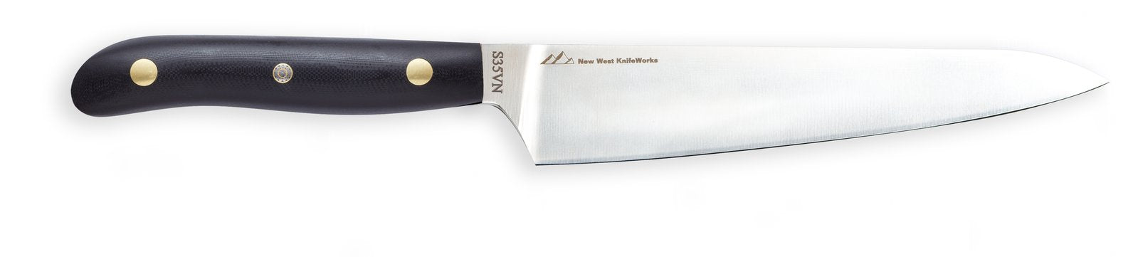 Chef's Knife from New West KnifeWorks