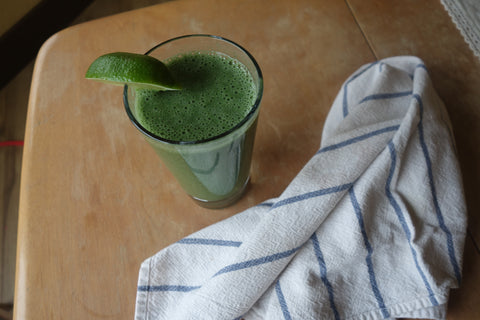 Easy yummy green smoothie