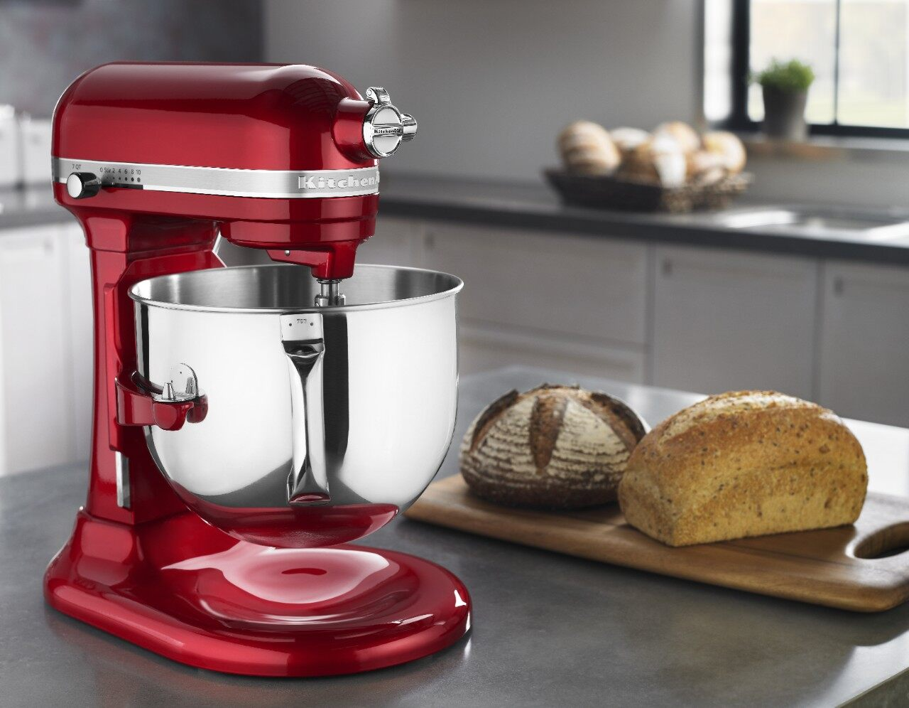 Kitchen stand mixer made in the USA