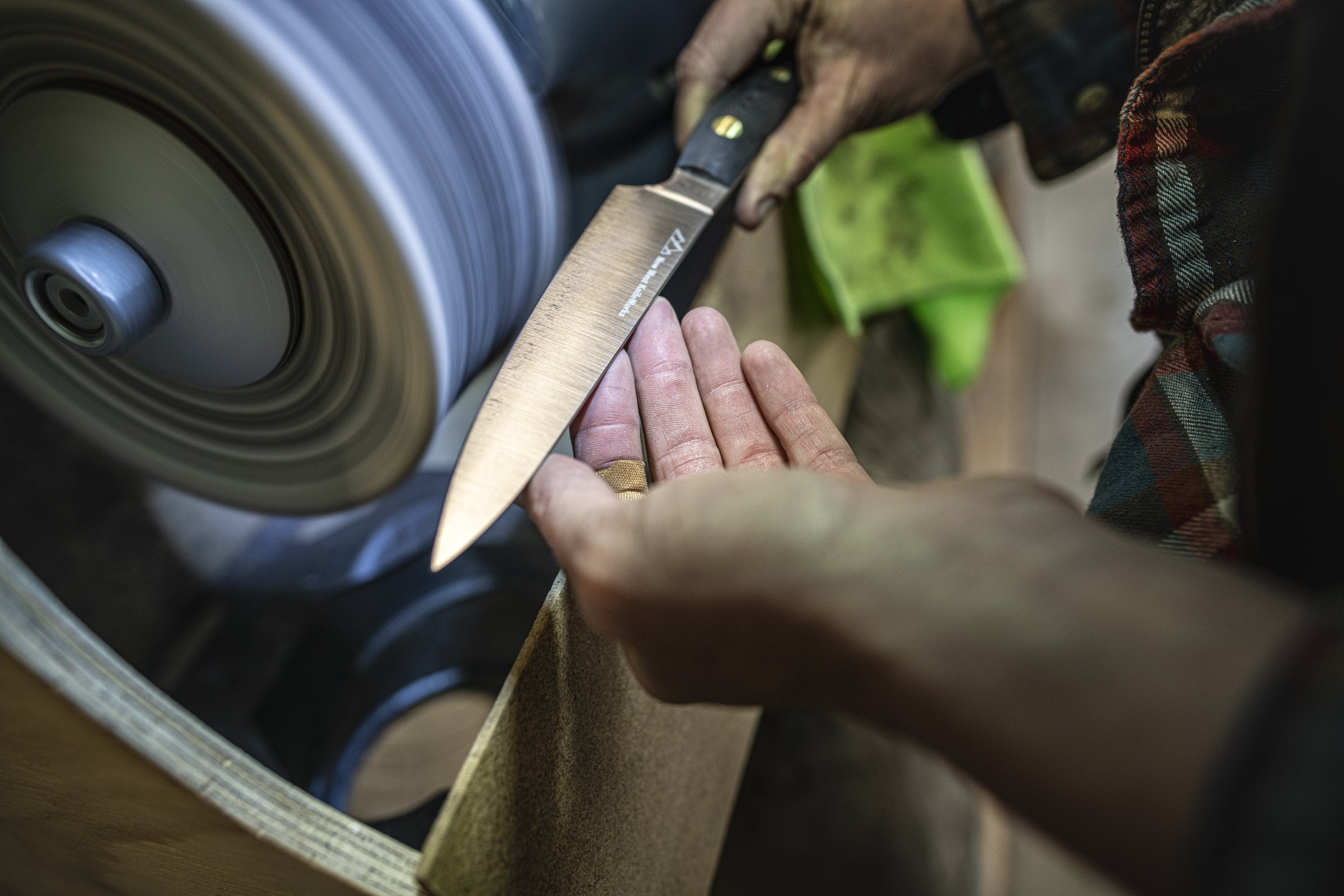 Kitchen knives made in America