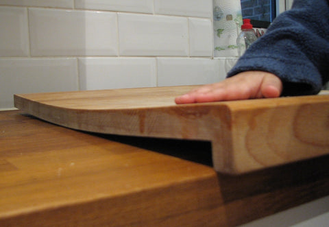 How To Fix A Warped Cutting Board Earlywood