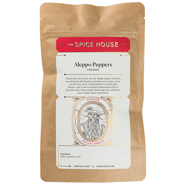 The Spice House Aleppo Pepper gift for the cook who has everything
