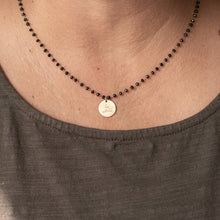 Load image into Gallery viewer, Serenity Stone Black Necklace