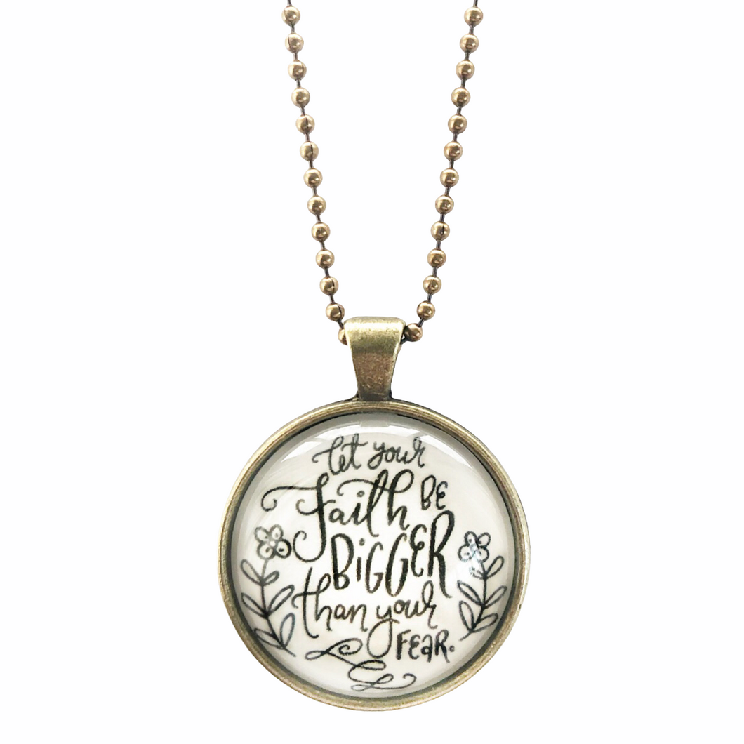 Great Faith Necklace