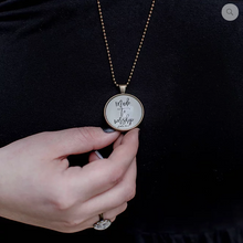 Load image into Gallery viewer, Made to Worship Necklace by The Vintage Sparrow