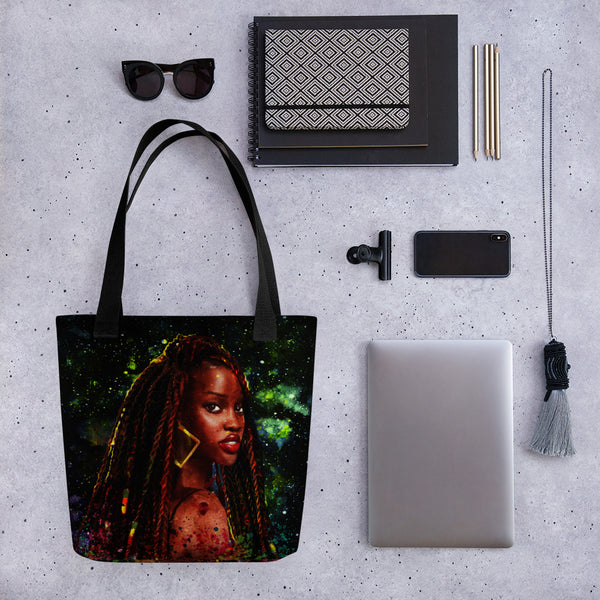 Lovely Locs Tote bag