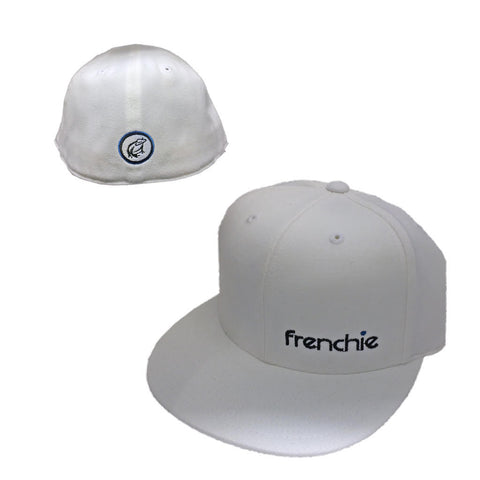 Frenchie Fitted Straightlid Cap