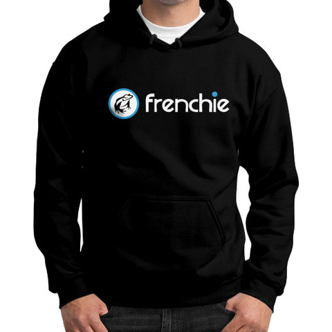 Frenchie Classic Hoodie Black Frenchie