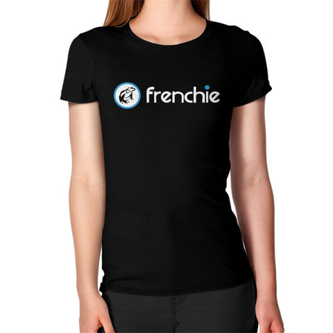 Frenchie Classic Slim Fit T-Shirt Black Frenchie