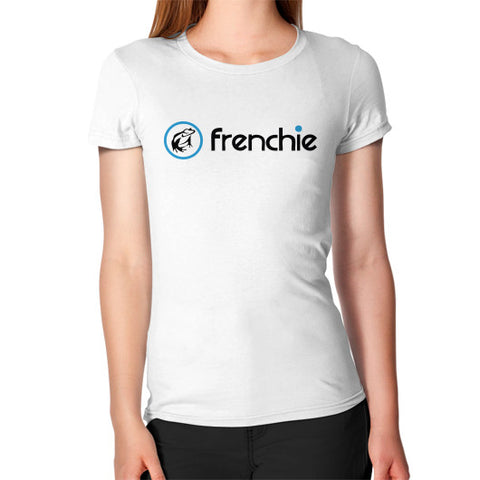 Frenchie Classic Slim Fit T-Shirt White Frenchie