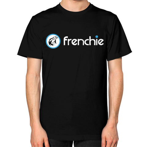 Frenchie Classic T-Shirt Black Frenchie