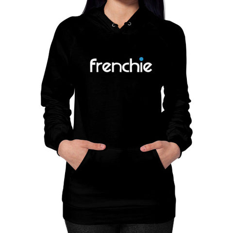 Frenchie Slim Fit Hoodie Black Frenchie
