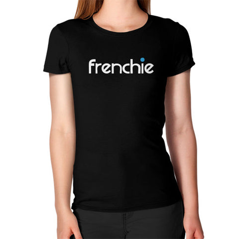 Frenchie Slim Fit T-Shirt Black Frenchie