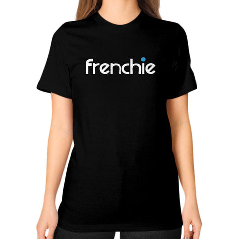 Frenchie T-Shirt Black Frenchie