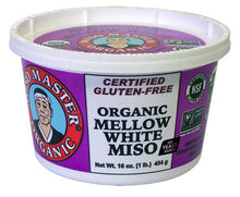 Load image into Gallery viewer, Organic Mellow White Miso