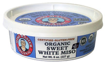 Load image into Gallery viewer, Organic Sweet White Miso