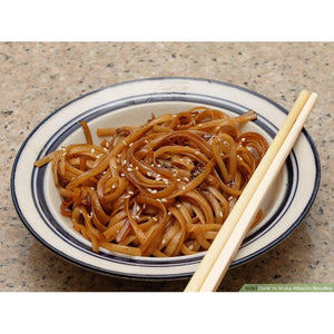 Whole Wheat Lo Mein