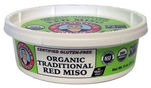 Organic Red Miso - Miso Masters