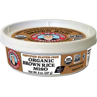 Organic Brown Rice Miso