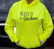 Blessed and Unbothered- Hoodie