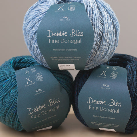 Debbie Bliss Fine Donegal Tweed