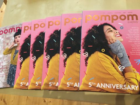 PomPom Press Publications
