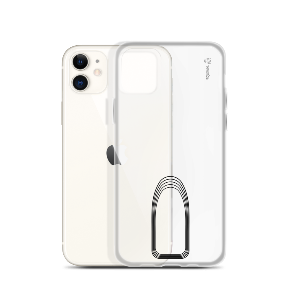 iPhone Case with Integrated Mounting Guide - Westa