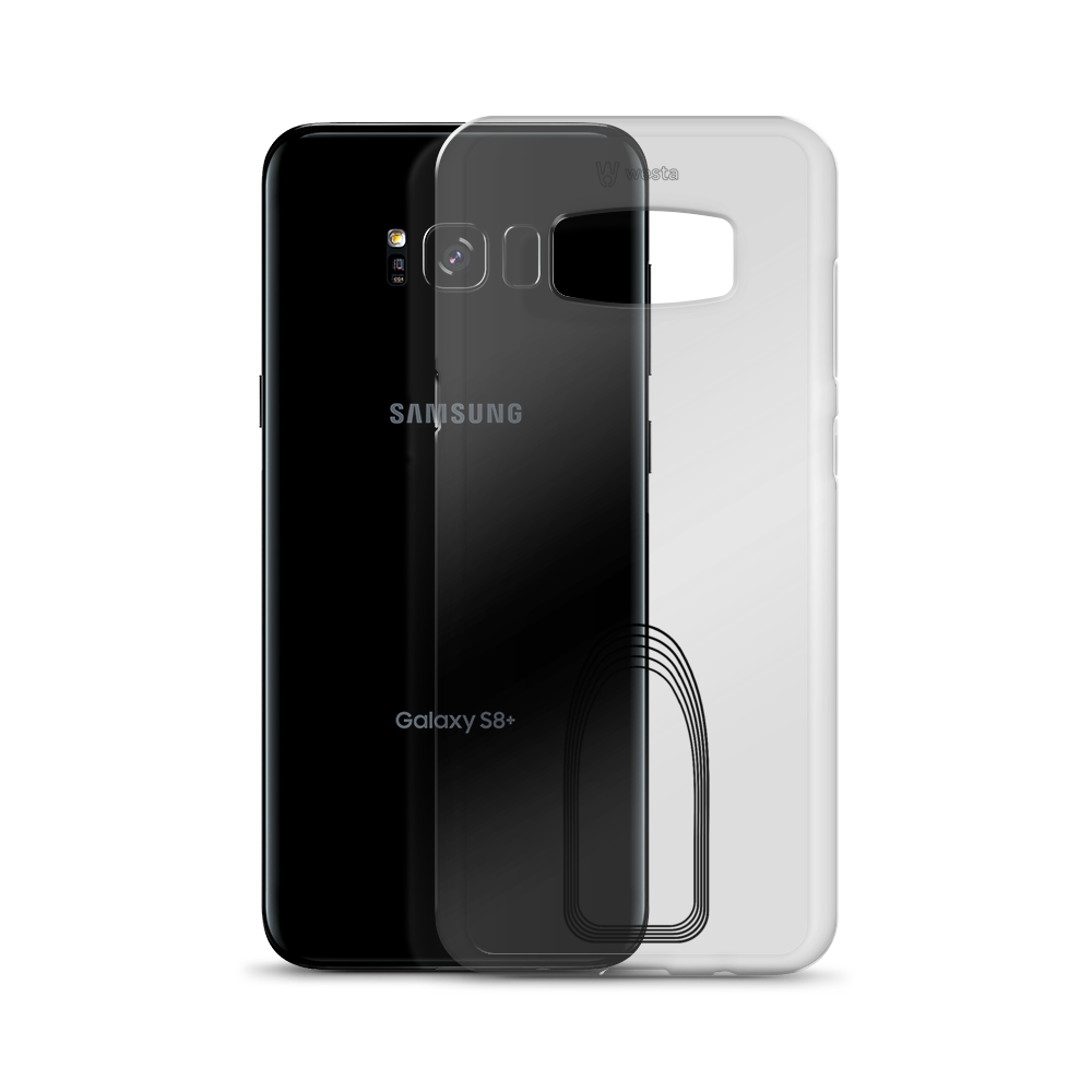 Samsung Galaxy S8 Plus Case with Mounting Guide - Westa