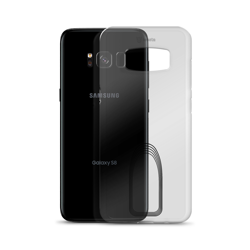 Samsung Galaxy S8 Case with Mounting Guide - Westa