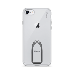 iPhone 7/8 Case with Mounting Guide