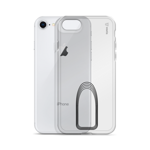 iPhone SE Case with Mounting Guide (2020 model)